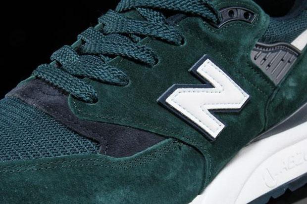 separation shoes 351ea 6d2a5 New Balance 998 Age of Exploration Dark Teal | SneakerNews.com