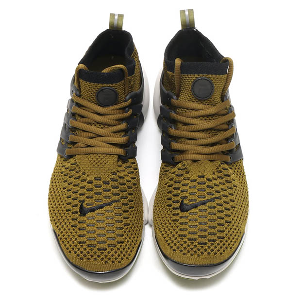 quality design 971ad 94e9f ... Nike Air Presto Ultra Flyknit Olive Flak Heel 835570-300 Shop this  Article ...