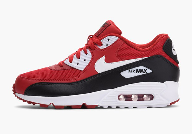 new arrivals b2954 834ee Nike Air max 90 Essential. Color  Gym Red White-Black
