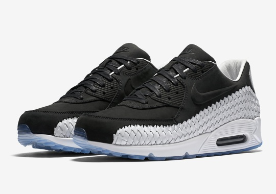 The Nike Air Max 90 Woven Returns With Icy Soles