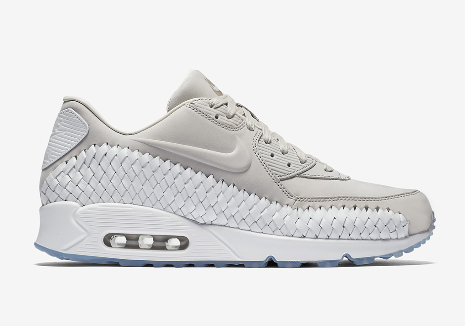 """low priced 1110d bef26 Nike Air Max 90 Woven """"Iron Ore"""""""