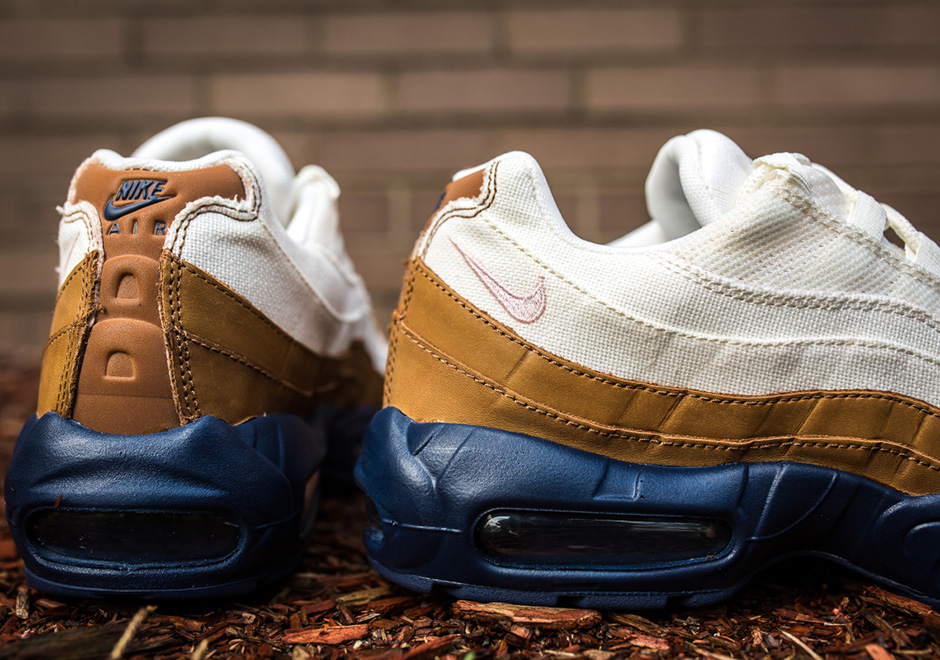 "lowest price 9806b ac3ee ... Nike Air Max 95 ""Ale Brown"" In Stores Now ..."