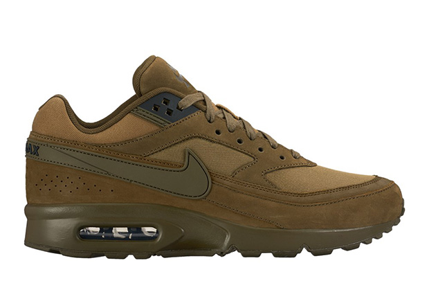 nike air max bw premium olive 819523 300. Black Bedroom Furniture Sets. Home Design Ideas