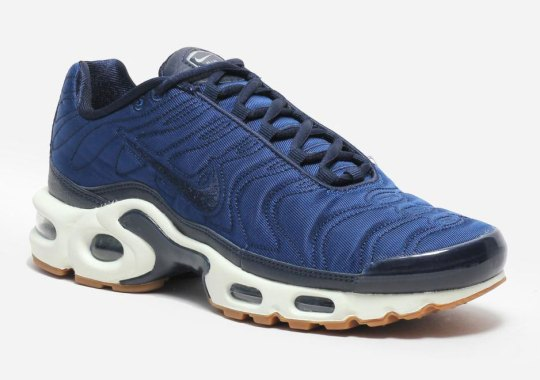 "Nike Air Max Plus ""Satin Pack"" Extends To Blue"