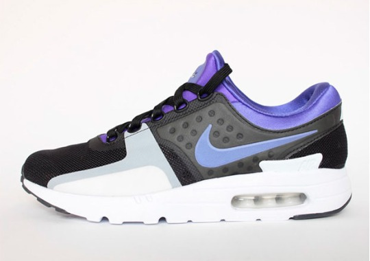 "The ""Persian Violet"" Hits The Nike Air Max Zero"