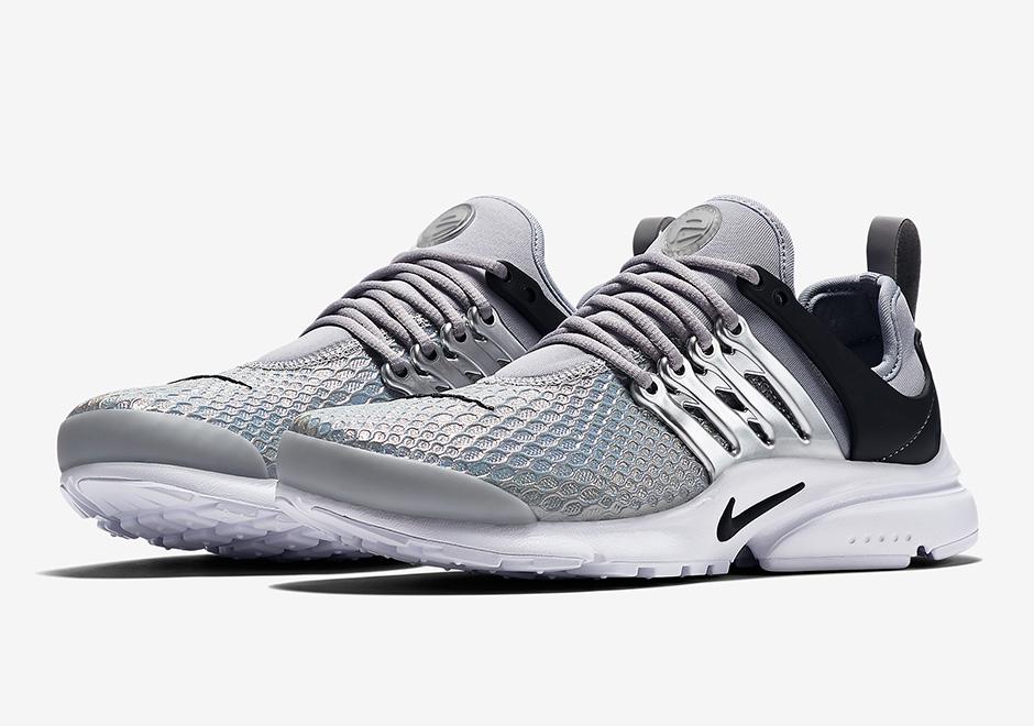 Nike's Latest Air Presto Release Brings Metal Mesh To Upper
