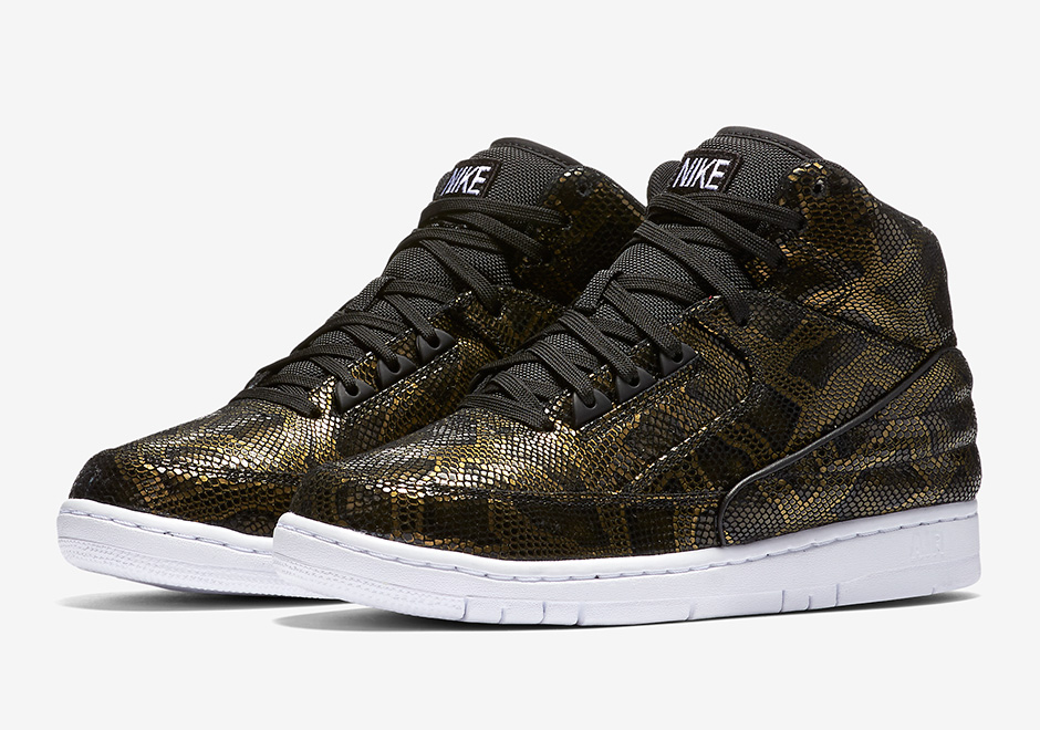 The Nike Air Python Returns In Copper Snake