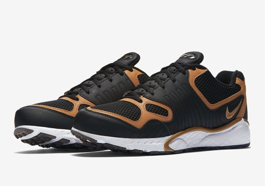 The Nike Talaria Is Releasing In Black And Brown