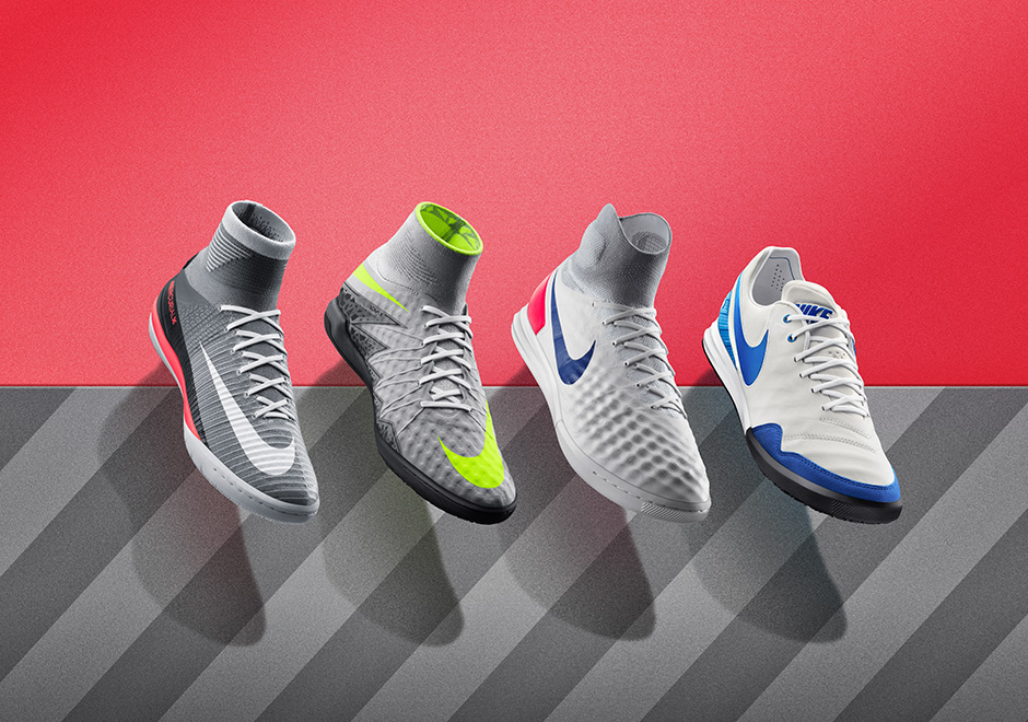Nike Combines Soccer Shoes With Legendary Air Max