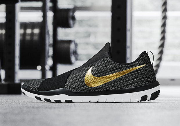 The Nike Free Connect In Gold Is Now Available