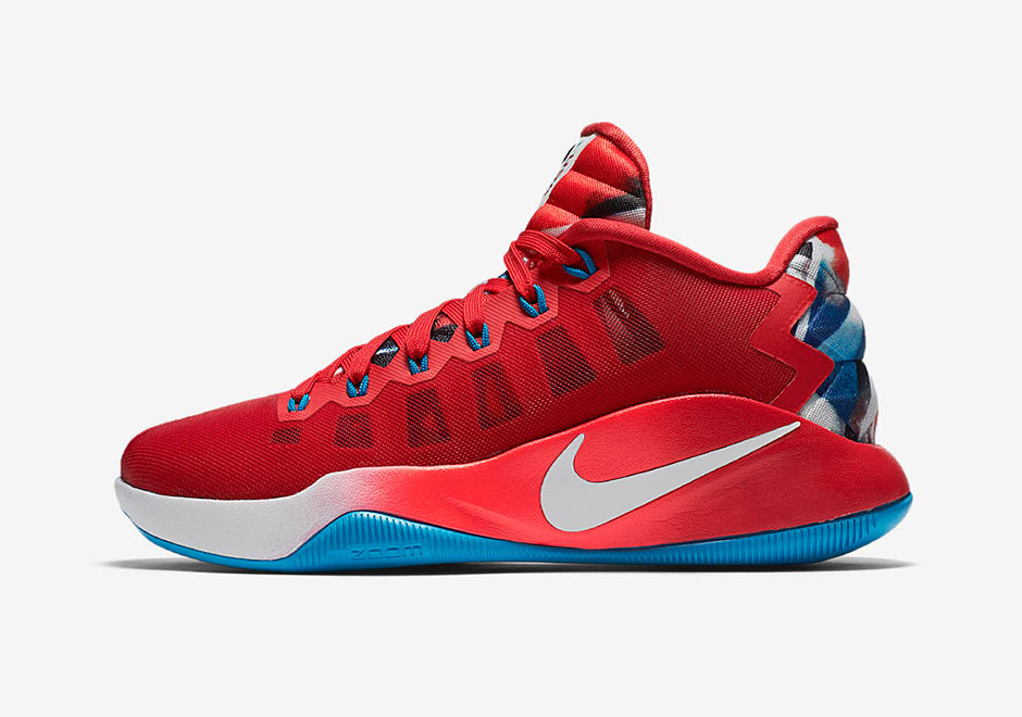 newest d0f25 47d50 ... Nike Hyperdunk 2016 Low is Available Now 12 Celebrate the dominance of  womens basketball in the USA with your own pair, available August .