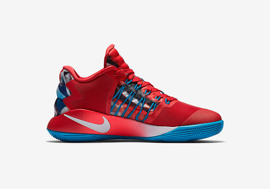 Nike Hyperdunk 2016 Low 1996 Women s USA Team  bf121cabf