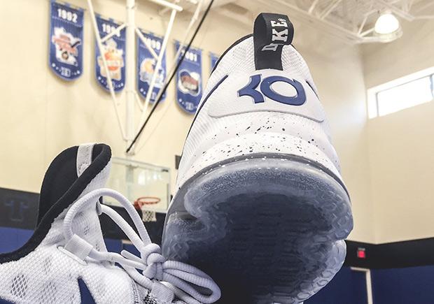 quality design 53c2d d38b6 Nike KD 9 Duke PE