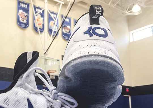 The Duke Blue Devils Have Another Nike KD 9 PE