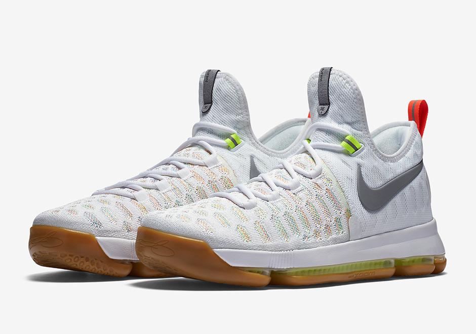 Nike KD 9 Multi-Color 843392-900 | SneakerNews.com