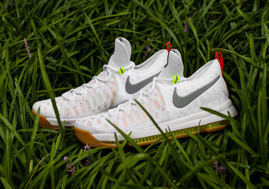 f5a79c564350 Nike KD 9 Summer Pack Multicolor 843392-900