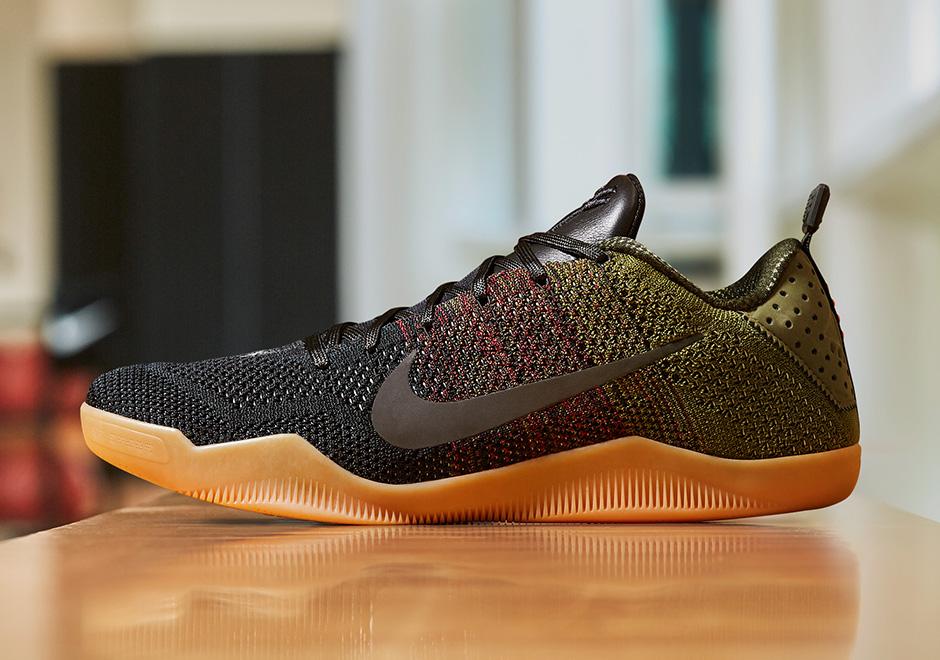 "Nike Launches The Third Of The ""Four Horsemen"" Kobe 11 Elites 8c85e940d5d2"