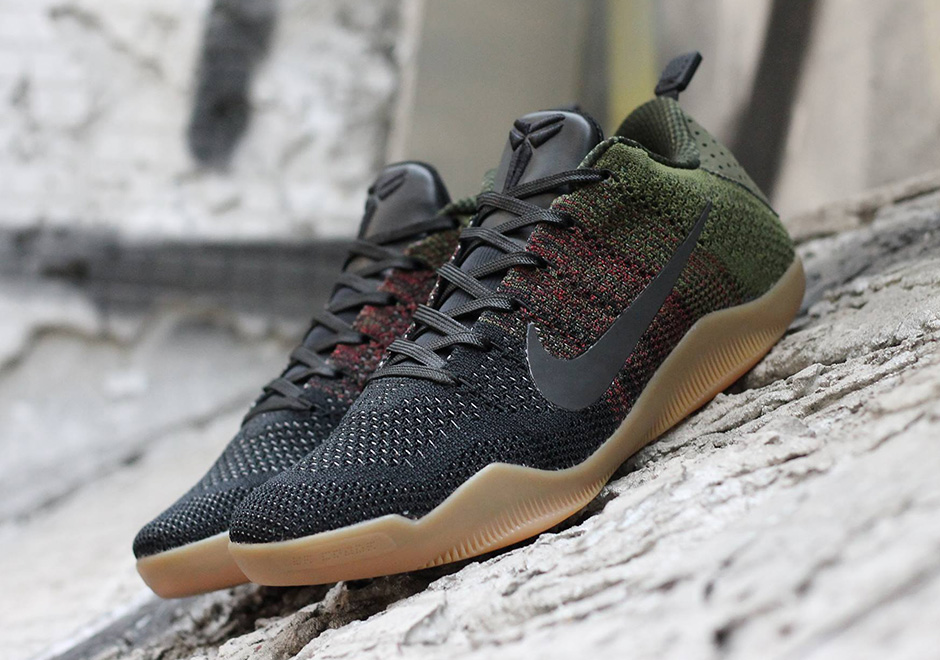 009225992dda The Next Nike Kobe 11 4KB Release Features Gum Soles