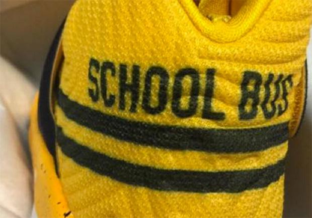 24630ef3f15e Nike Kyrie 2 School Bus Colorway