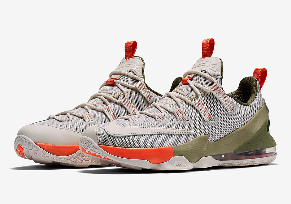 336c585d11dde Nike Lebron 13 Low PRM 849783-002