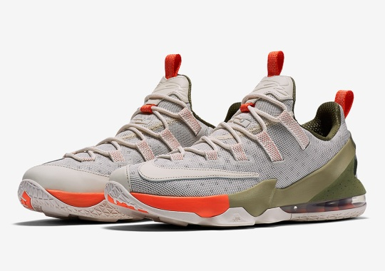 No Nike LeBron 13 EXT Yet, But These Come Close