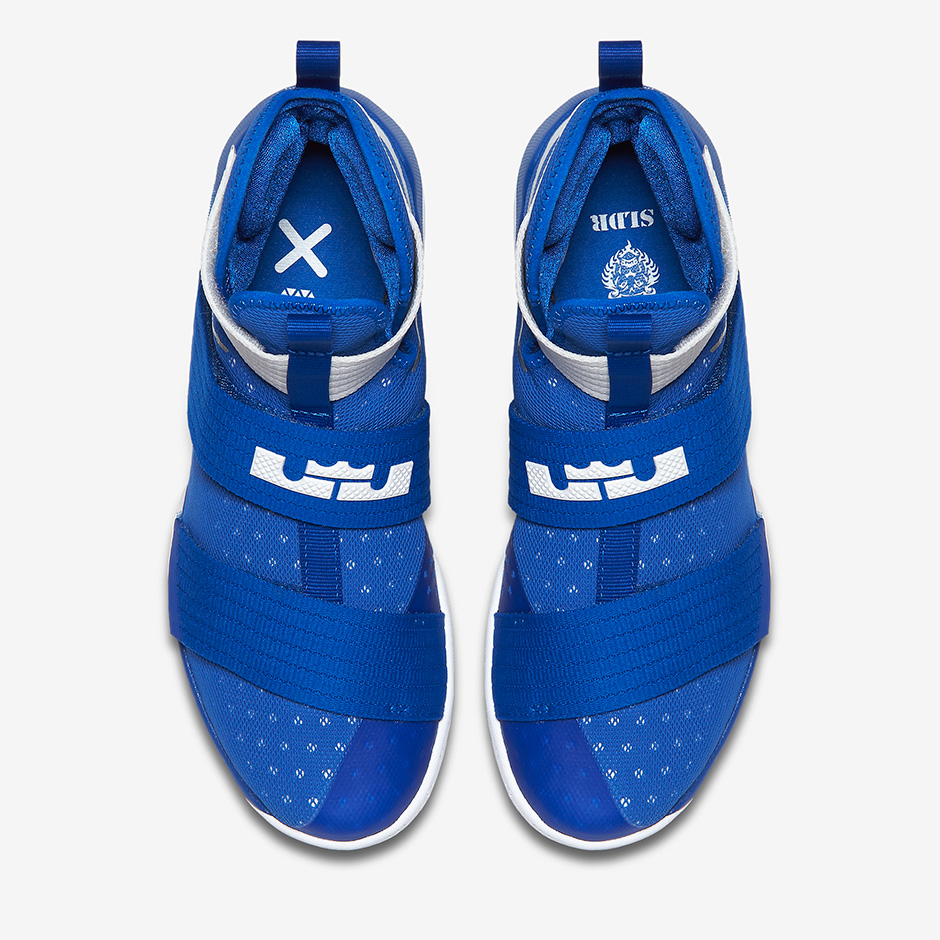 9dc27a90eee Nike LeBron Soldier 10 844380-601 844380-402