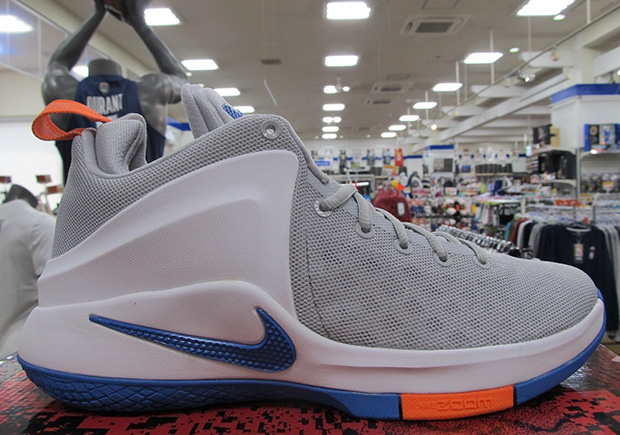 Nike LeBron Witness Team Shoe New Colorways