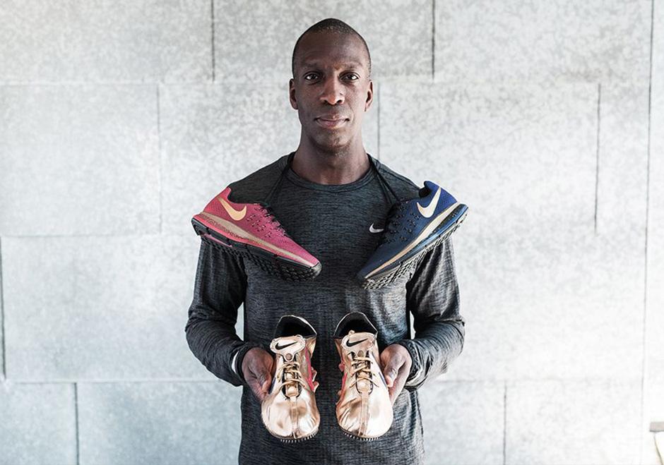 reputable site 21b02 79b56 Nike Zoom Pegasus 33 Michael Johnson   SneakerNews.com