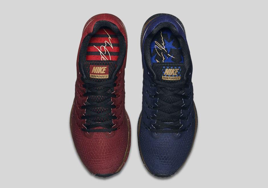 Nike Zoom Pegasus 33 Michael Johnson  