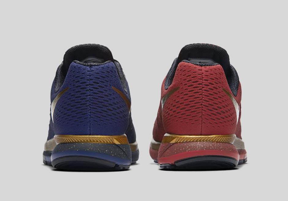 reputable site f2769 515e9 Nike Zoom Pegasus 33 Michael Johnson   SneakerNews.com