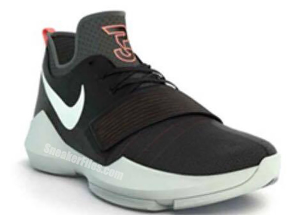 low priced 367d7 0e074 Nike PG 1 Paul George Signature Shoe | SneakerNews.com