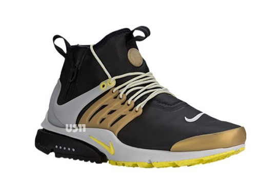 First Look At The Nike Presto Mid Utility