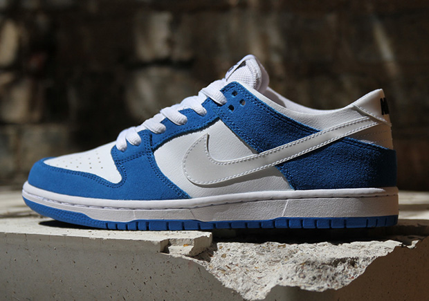 Nike SB pro Ishod Wair gets another colorway of his custom construction for  the Dunk Low 1eca8b9838