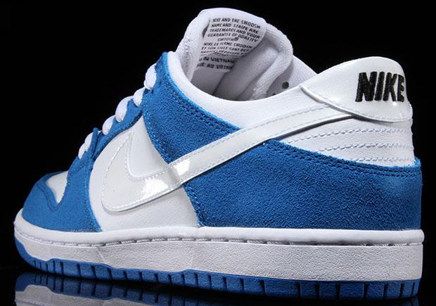 f1e77c759c56 Nike SB Dunk Low Ishod Wair Blue Spark 819674-410