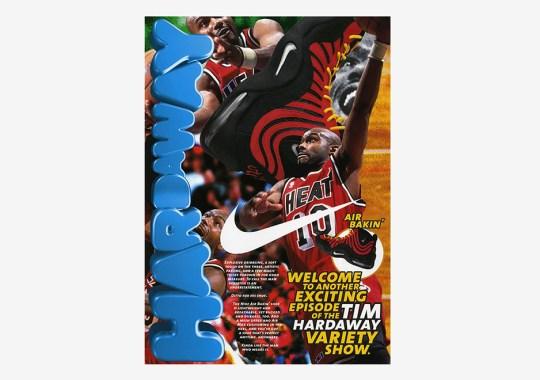 Inside The Nike Basketball Vault: Air Bakin', Kobe 4, And More