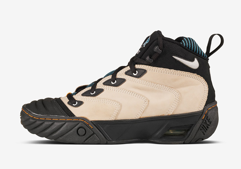 First Nike Air Basketball Shoes