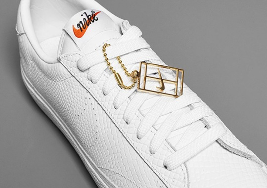 fragment design Has More Nike Tennis Classic Collaborations On The Way