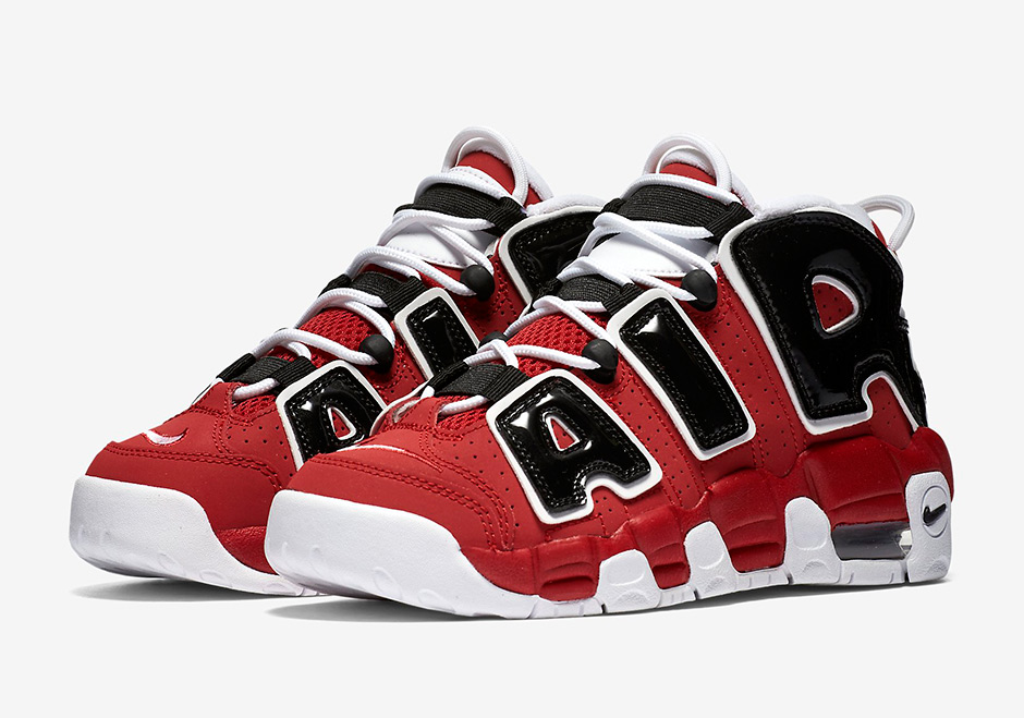 """Nike Brought Back Uptempos From 2005 s """"Hoop"""" Pack 5639bb3620"""