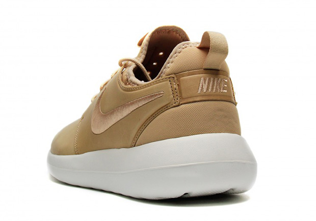 22d820a51162 NikeLab Roshe Two Premium Leather Colorways