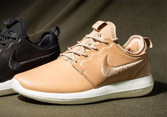 NikeLab Gives Its Own Spin On The Roshe Two