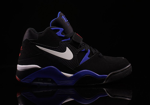 Nike Air Force 180 BlackWhite Sport Royal | Sole Collector
