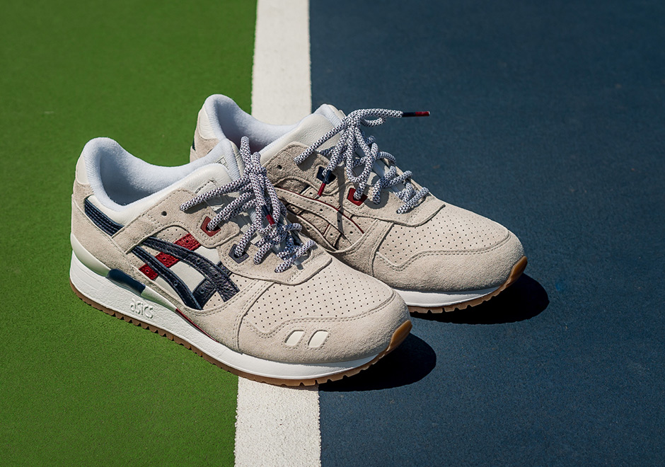 """Packer Shoes x ASICS """"US Open"""" Collection"""