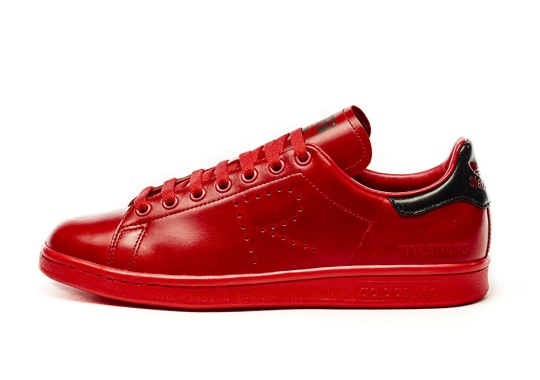 The Latest Raf Simons x adidas Collection Is Hitting Stores Now