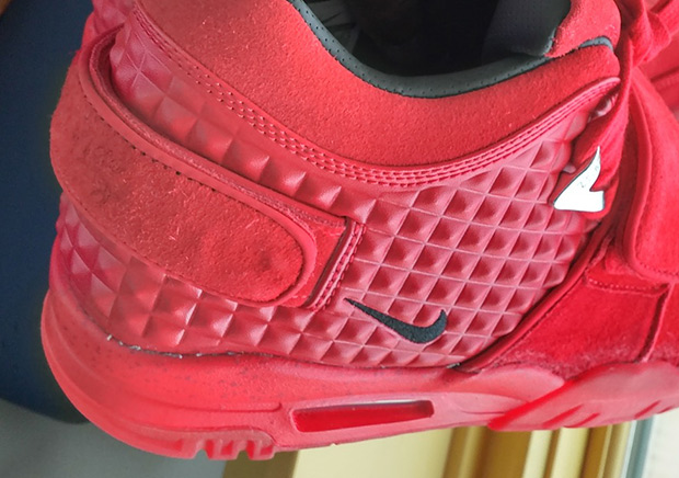 7c7e78d9e ... The all-red Air Trainer Cruz was indeed a scrapped sample