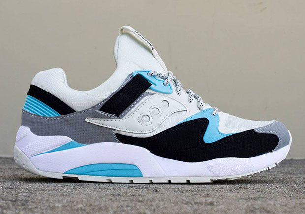 Saucony Grid 9000 Fall 2016 | SneakerFiles