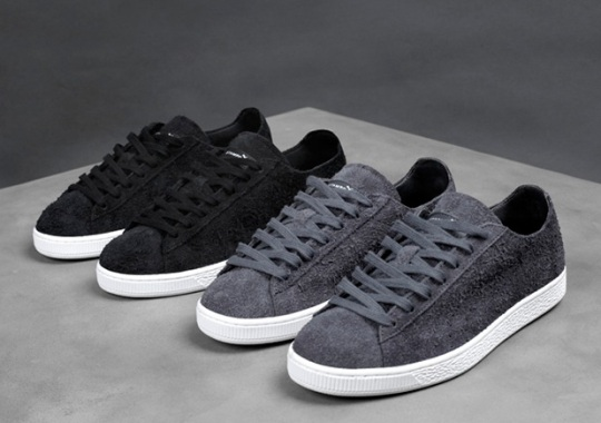 STAMPD And Puma Collaborate Again For The States Sneaker