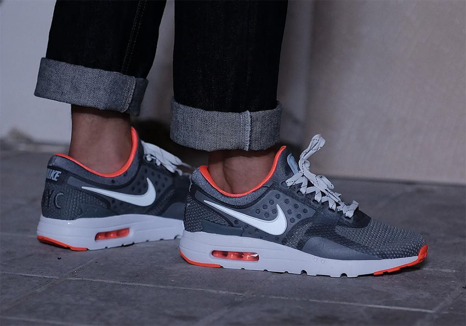 online store f5832 f29ee Staple Nike Air Max Zero Pigeon Preview   SneakerNews.com