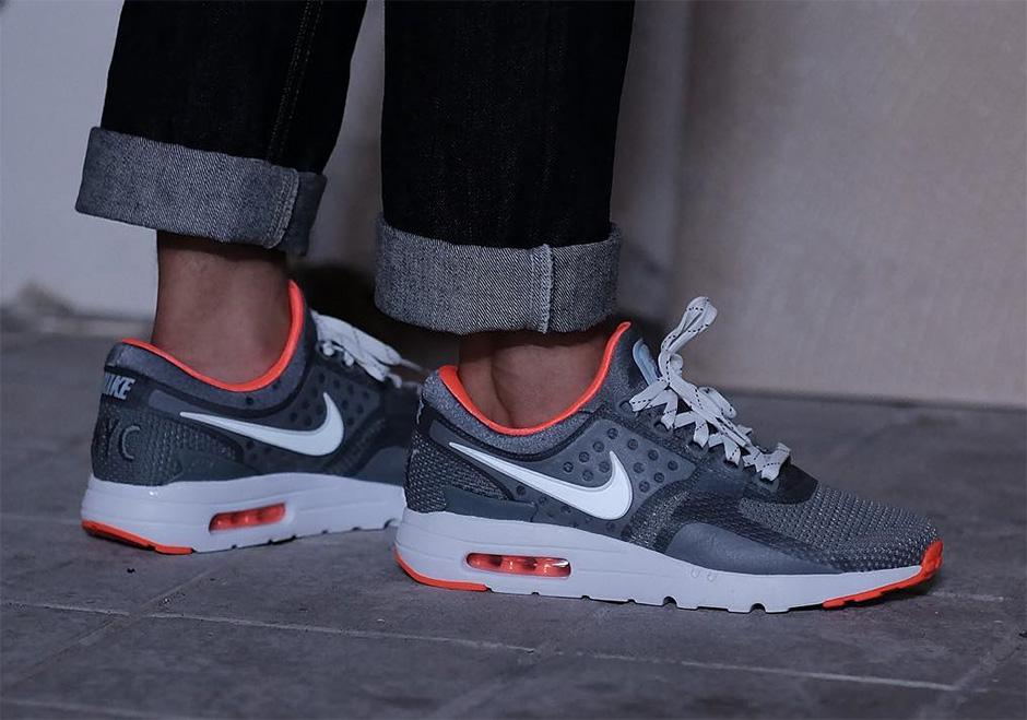 online store a96de 2d4ca Staple Nike Air Max Zero Pigeon Preview   SneakerNews.com