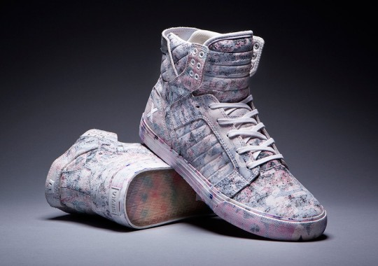 """Supra Celebrates 10th Anniversary With """"Decade X"""" Skytop Collection"""