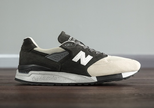 "Todd Snyder Brings ""Black & Tan"" Alive With The New Balance 998"